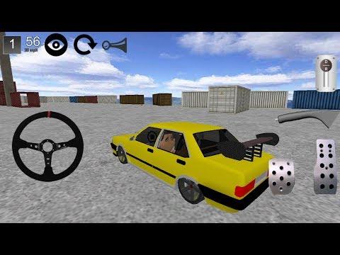 Tofaş Şahin Drift Oyunu 3D 2014 Full Android Apk DOWNLOAD