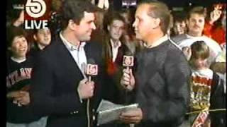 1991 World Series Game 3 Pregame Part 2 Minnesota Twins @ Atlanta Braves October 22, 1991