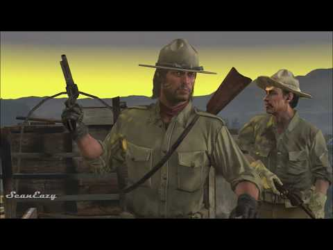 Red Dead Undead Stories: American Imperialism (All Cutscenes)
