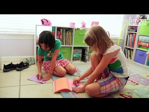 Playdate With Her BFF - Mya And Her Moms - Episode 9