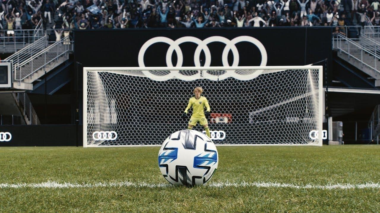 Audi Goals Drive Progress: Seeds of Greatness