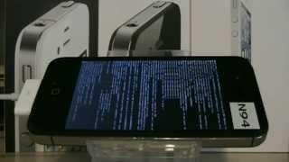 айфон 4С (N94AP) з iOS 6.1.3 Kloader ручного завантаження з детального