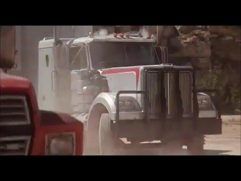 Trucks terrorize small town
