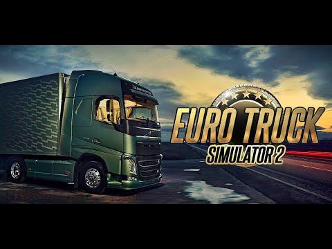 Игра  Euro Truck Simulator 2 Кто это ожидал  18+ ССВ ПИКЧЕРС