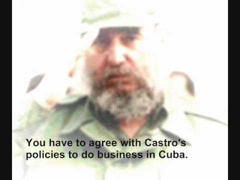 Joe Garcia's Donor John Cabanas Linked to Castro (FL-25 Congressional District)