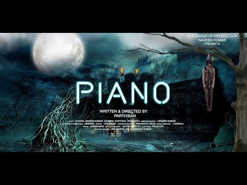 Piano Motion Poster