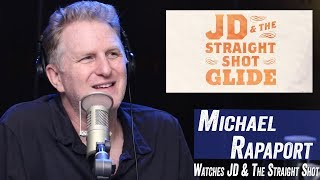 Michael Rapaport Watches JD & The Straight Shot Music Videos - Jim Norton & Sam Roberts