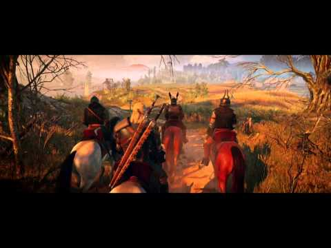 WITCHER 3 SONG: Wake The White Wolf ( Video V2 )