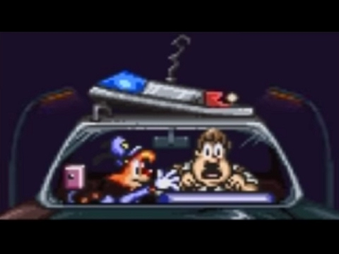 Bonkers (SNES) Playthrough – NintendoComplete