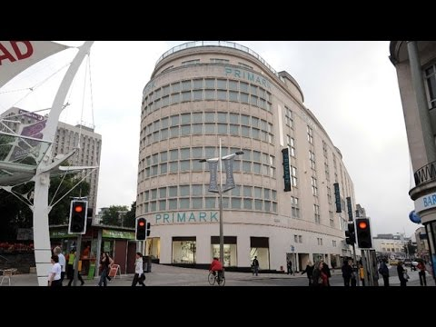 Primark and Bristol City Centre UK LIVE STREAM ➤ Walking View ➤ Relaxation
