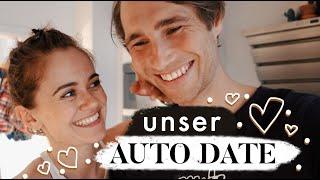 Ein Date im Auto... | MANDA Vlog