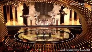 MAMA Awards (K-POP) VS Eurovision (Europe-Pop) 2015
