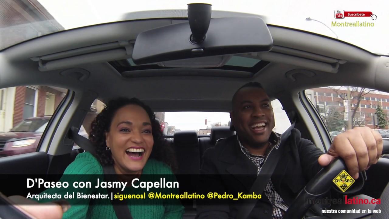 De Paseo con Jasmy Capellan & Pedro Kamba