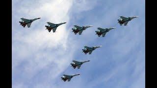 Парад ВМФ - Санкт Петербург (Воздушная часть) 30.07.2017