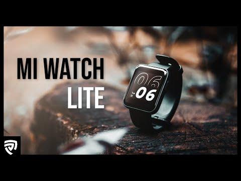 Xiaomi Mi Watch Lite - Budget Smartwatch WITH GPS? 🤔