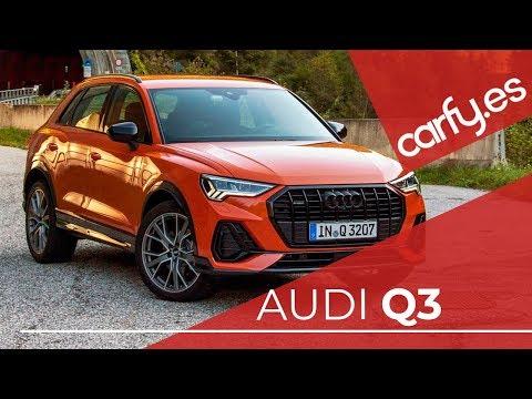 AUDI Q3 | Ficha técnica - Review ✅