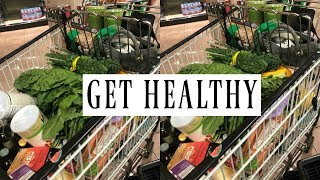 get healthy HUGE Whole Foods grocery haul + my favorites | DailyPolina