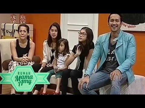 Lucu dan Romantisnya Tora Sudiro dan Mieke Amalia - Rumah Mama Amy (4/10)