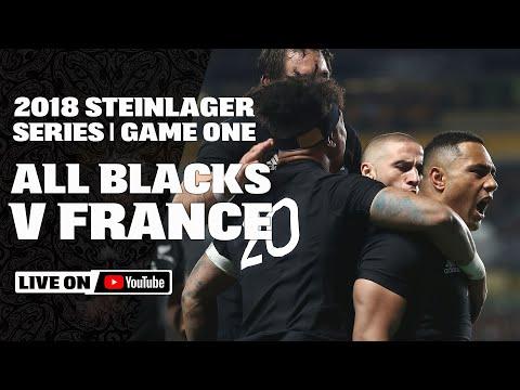 FULL MATCH REPLAY | All Blacks V France 2018