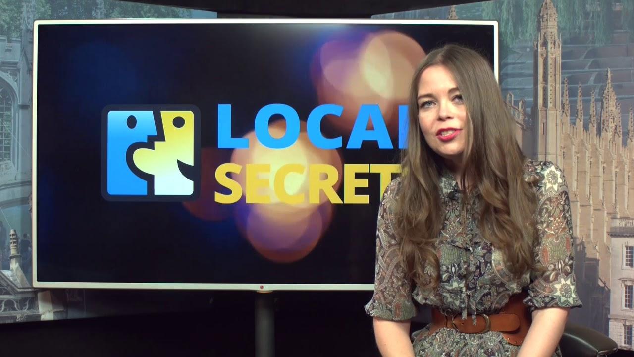 Juliette Burton: Presenter Showreel 2018