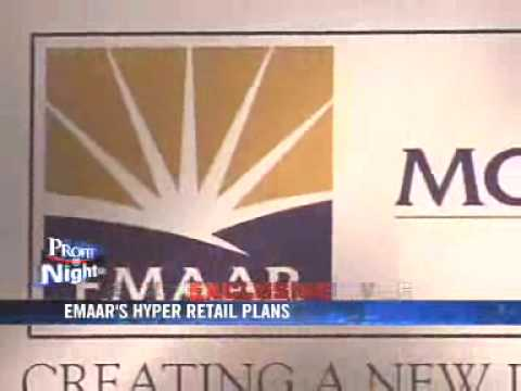 Emaar plans foray into hypermarkets with Carrefour