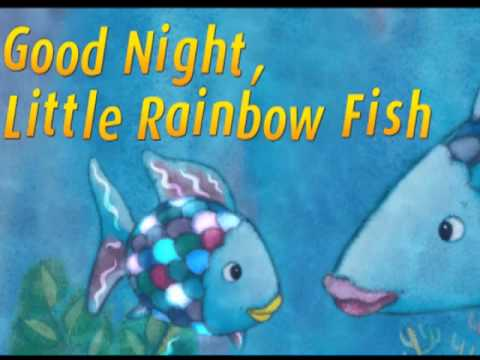 Children 39 s stories the rainbow fish youtube for Children s books about fish
