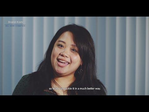 Karen - Testimonial on Sharon's cosmetic sales seminar