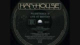 Resistance D - 16.12.95 ( Live at Mayday )