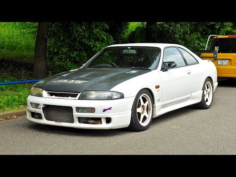 1993 USA Legal Nissan Skyline R33 GT25T (USA Import) Japan A