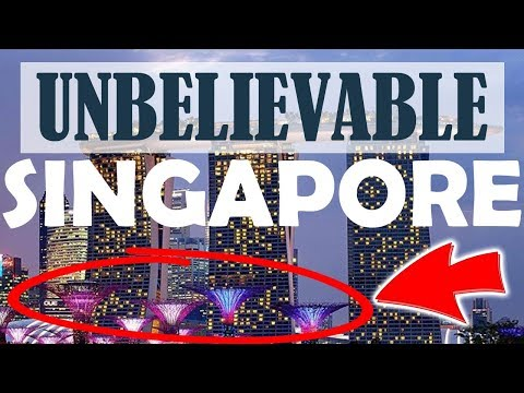 Unbelievable Singapore Travel Guide Must See Attractions