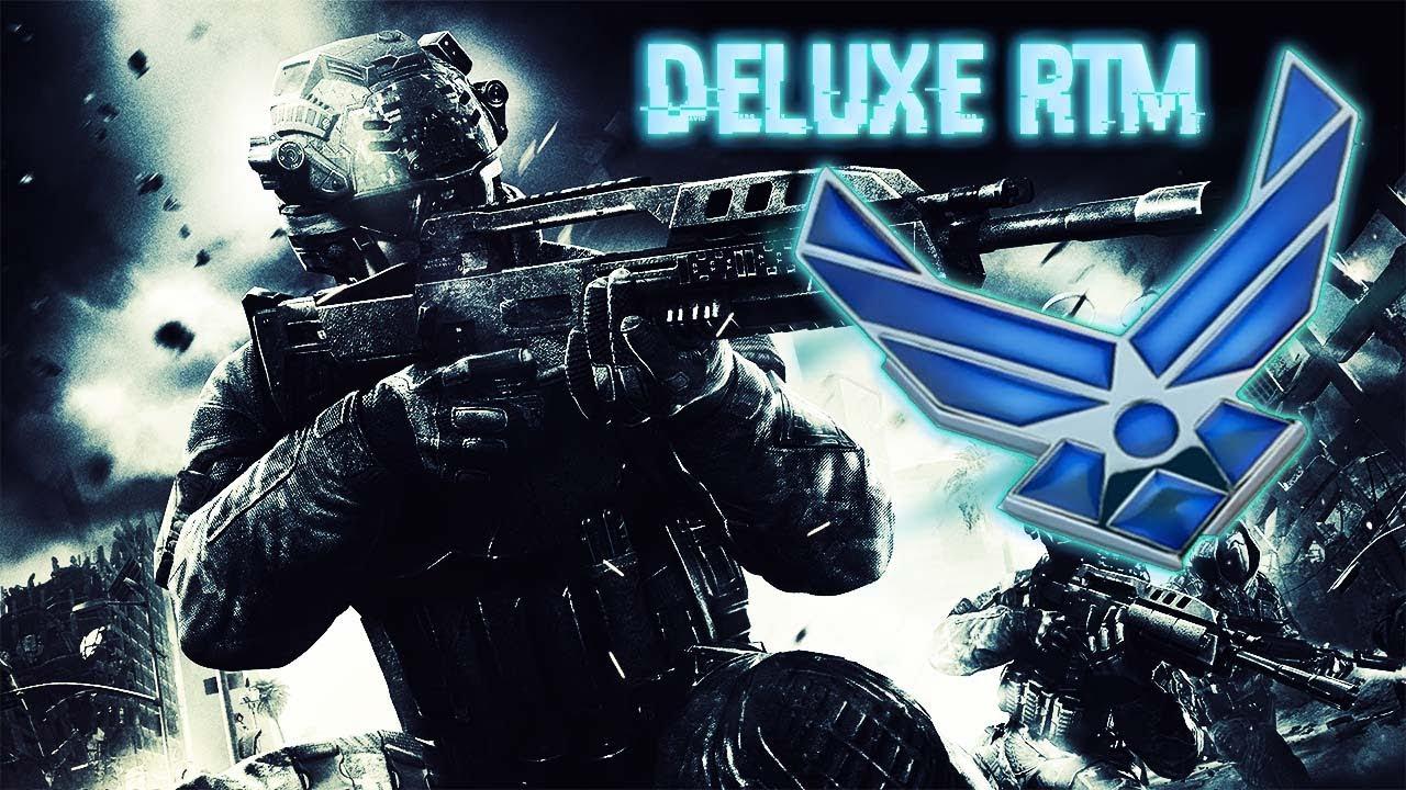 Deluxe RTM | by PaladinModz | Bo2 1 19 | HD |