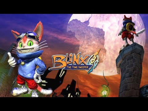 Blinx: The Time Sweeper Xbox GamePlay No Commentary