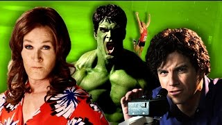 Bruce Banner vs Bruce Jenner. ERB Behind the Scenes
