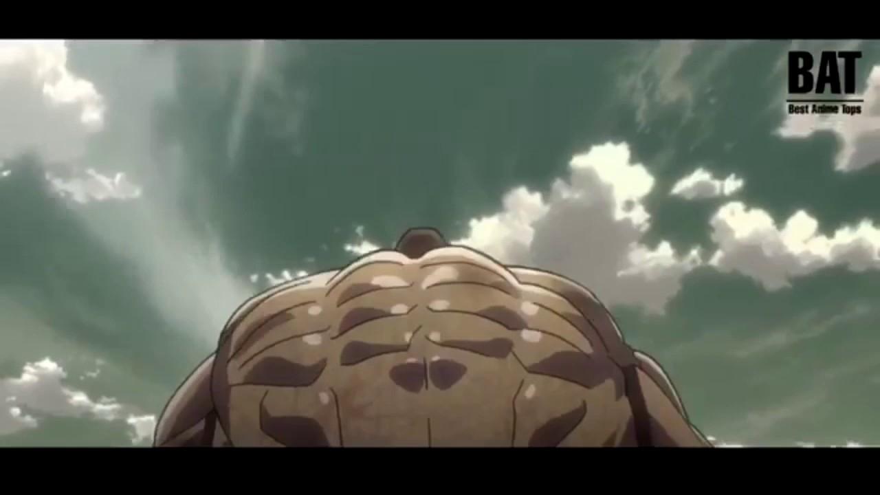 Download Attack on titan: Eren vs The Armored Titan full fight