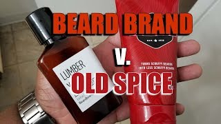 Old Spice v. Beardbrand | PRODUCT REVIEW