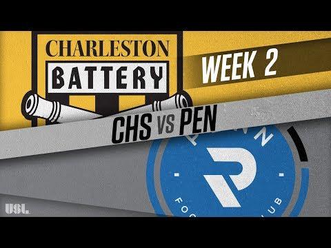 Charleston Battery vs Penn FC: March 24, 2018