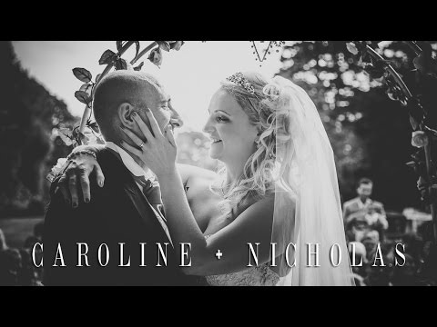 Caroline + Nicholas Wedding Slideshow | Hampshire Wedding Photographer