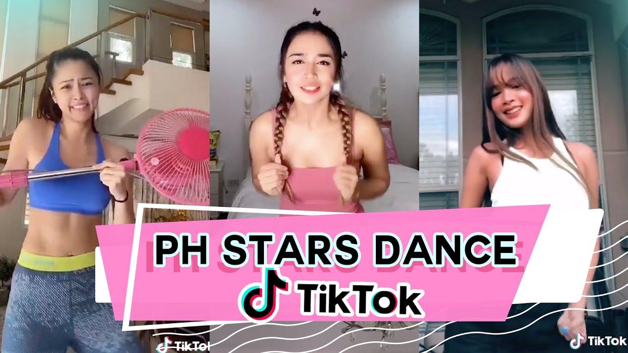Pinoy Celebrities Dance Tiktok Compilation 2020 Part 2 ️☺️