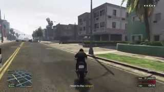 GTA Online Heists Pacific Standard Final Ez (Easy) Bike Route