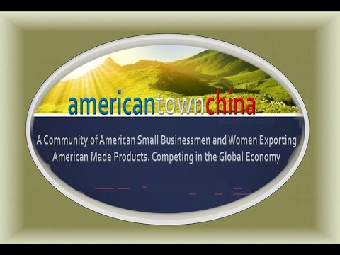 americantownchina Project Small Business Growth via Exports