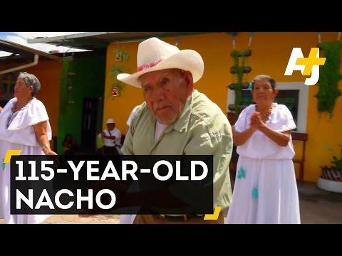 115-Year-Old-Man Credits Long Life To Dancing