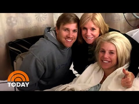 Wife Of Nfl Star Matthew Stafford Recovering After 12 Hour Brain