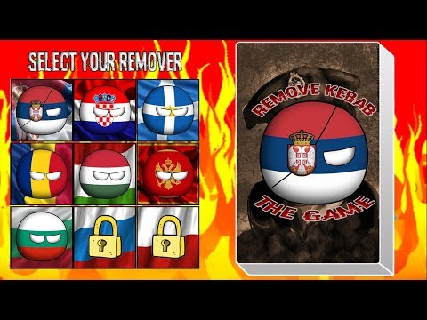 Countryballs Animated | Remove Kebab The Game