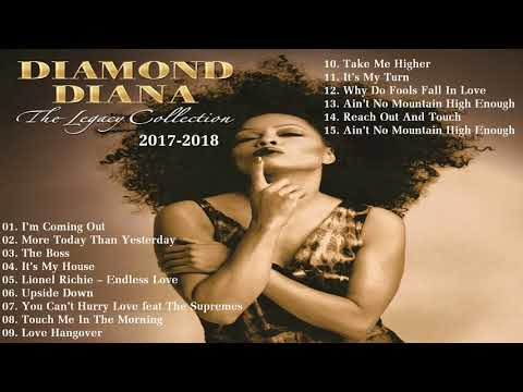 Diana Ross Diamond Diana The Legacy Collection 2017