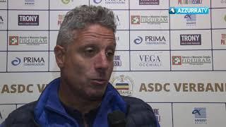 Serie D Girone A Caronnese-Verbania sospesa
