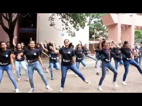 Best FLASHMOB Ever 2017 | PICT Pune | Pulzion'17