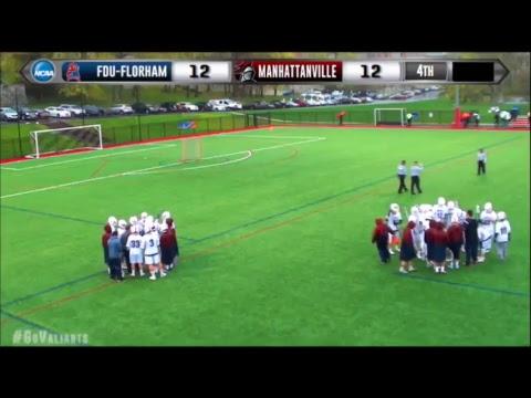 Manhattanville Men's Lacrosse vs. FDU-Florham
