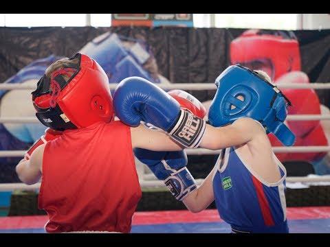 Глобалдрайв(Globaldrive) организовал турнир по детскому боксу в Приморье