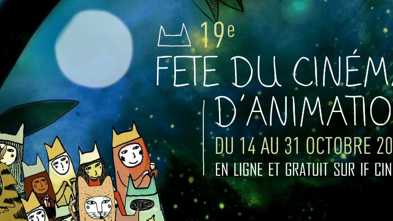 19e fête du cinéma d'animation - Actuculture#235