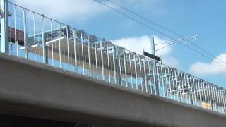 Los Angeles to Culver City Expo Line Station at La Brea | MTA Expo Line La Brea Southside | Go Metro